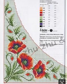 This Pin was discovered by Ann Wedding Cross Stitch Patterns, Easy Cross Stitch Patterns, Simple Cross Stitch, Cross Stitch Borders, Cross Stitch Samplers, Cross Stitch Flowers, Cross Stitch Charts, Cross Stitch Designs, Cross Stitching