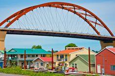 Sauvie Island Bridge by RickyB-Photography, via Flickr