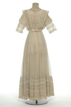Lanvin dress ca. 1911