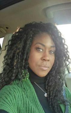 Isis Caribbean Dominican Deep Wave Crochet Braids