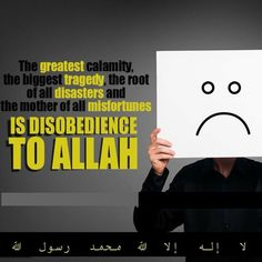 """""""Disobedience"""" is like a termite, you may not see the damage right away but it'll continue to destroy you from within until it is too late."""