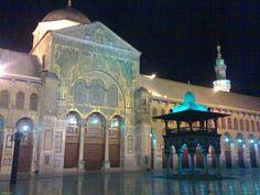 Amawi mosque- Damascus