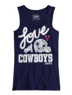 NFL® Dallas Cowboys Tank