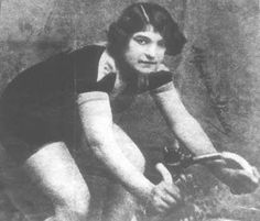 Every hill I finish before the boys is dedicated to Alfonsina...