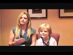Jennifer and her son Max discuss why they are encouraging Congress to invest in pediatric residency training. Max represented Children's Hospital Los Angeles.