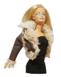 Barbie doll jacket