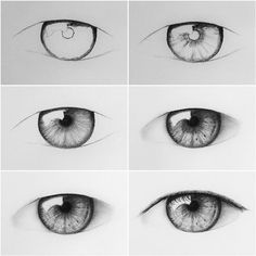 66 Ideas Eye Drawing Tutorial Step By Step Realistic Eye Drawing Tutorials, Sketches Tutorial, Drawing Techniques, Art Tutorials, Eye Tutorial, Realistic Eye Drawing, Drawing Eyes, Drawing Art, Pencil Art Drawings
