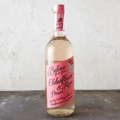Belvoir Elderflower & Rose Presse