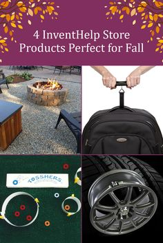 Check out these InventHelp Store products perfect for the fall season via inventhelp.com.