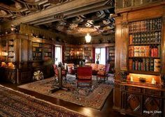 Ian's Library in the Gannatorian Moors.