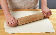 Waleskringle - MatPrat Rolling Pin, Bamboo Cutting Board, Food And Drink, Baking, Bakken, Backen, Sweets, Pastries, Roast
