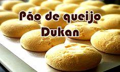 Receita Pão de Queijo Dukan