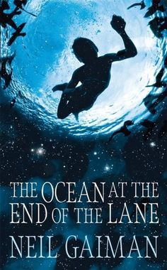 The Ocean at the End of the Lane is intensely captivating. It reads like a dark fairy tale of sorts, packed with heavy themes such as truth and death and sacrifice.