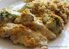 This recipe for Chicken Divan is one of my mother-in-law's claim to fame! My husband used to ask her to make for his birthday every year when he was still living at home and he still requests…
