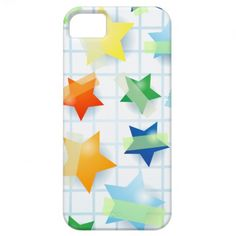 Paper stars, iPhone #case by PinkHurricane