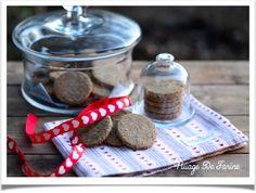 Biscuits aux graines style Sablés des prés Discussion, Dog Food Recipes, Style, Flakes, Seeds, Cloud, Kitchens, Swag, Dog Recipes