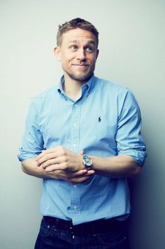 Handsome Male Models, Handsome Faces, Lost City Of Z, Charlie Hunnam Soa, Jax Teller, Poses, Perfect Man, Hottest Photos, New Movies