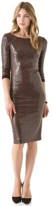 ShopStyle: Alice + OliviaTabitha Fitted Dress