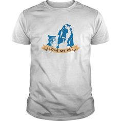 i love my pet T-Shirts, Hoodies. Get It Now ==►…