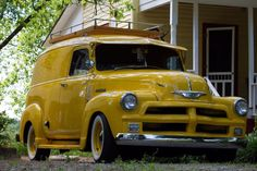 1952 Chevy Panel Truck.Re-pin brought to you by agents of #carinsurance at #houseofinsurance in Eugene, Oregon
