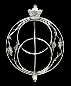 Chalice Well for Intuition Pendant
