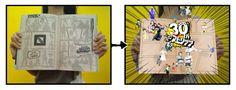 Aug 27 – Sep 20, 2010ビームスT 原宿, 東京, 日本  小学館の青年コミック誌『ビッグコミッ