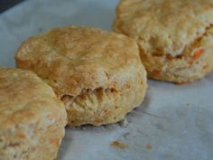 Sweet Potato Biscuits (from Baked)