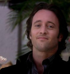 Alex O'Loughlin Mick St. John- when we fell in love with him
