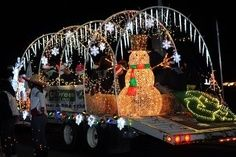 10 Float Ideas Christmas Float Ideas Float Christmas Parade