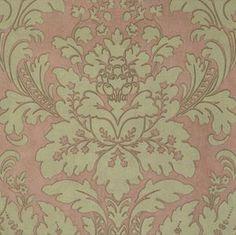 WP81305MM-017 Locksley Damask Hand Printed by Scalamandre