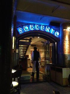 Sorrento Restaurant #Madero en Baires, Buenos Aires C.F.