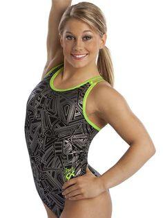 2012 Spring Essentials - Shawn Johnson Gymnastics Leotard Collection - GK.  Choice of Champions.   GK Elite