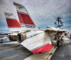 Super Tomcat by dougoo6, via Flickr HDR