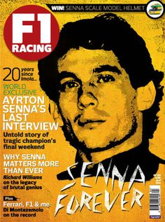Ayrton Senna :20 Years Since Imora