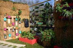 jardin recycle Jardins en Seine