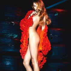 Keke Lindgard by Greg Kadel for Numéro Magazine November 2012