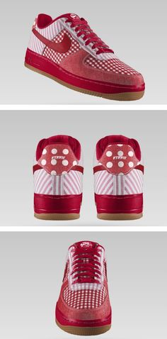 free shipping 77f33 7fe25 Custom Nike Air Force 1 Low iDs -  nynnie  on the back, of