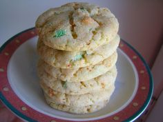 Leftover Cereal Cookies (Tried it with fruit loops this morning)