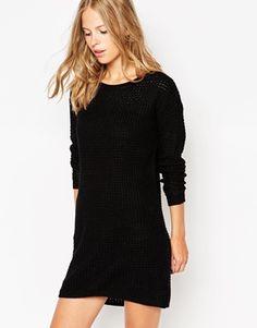 Vero Moda Long Sleeve Jumper Dress