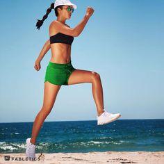 Suca Run Shorts II, Sevan Sports Bra
