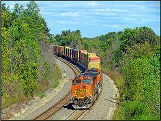 SANTA FE LINE IN MISSOURI by 1 Riverrat, via Flickr