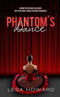 trips down imagination road: Phantom's Dance by Lesa Howard
