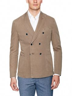 Double Breasted Jacket by Luca Roda at Gilt USD 399