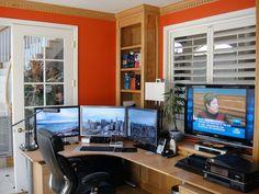 home-office setup