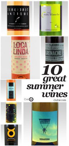 Enter For a Chance to Win 1 Year of Free Wine: visit www.clubw.com/pinwine #wine #contest