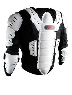 Features: - Compatible with GoPro Camera - Breathable Mesh Chassis - Elastic Adjustable Straps - Impact Absorbing Articulated Back Plastic - Low-Profile To Fit Under Most Jackets - Form-Fitting Chassi
