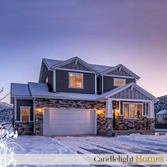 Grandeur Home Design by Candlelight Homes | Exquisite Home Exteriors on lighting design utah, custom home draper utah, interior design utah,