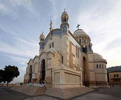Notre-Dame d'Afrique est une basilique catholique située à Bologhine, ville jouxtant Alger, en Algérie.