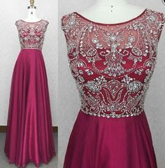 Cool Evening dresses Real Made Beading Charming A-Line Prom Dresses,Long Evening Dresses,Prom Dresses... Check more at http://24myshop.tk/my-desires/evening-dresses-real-made-beading-charming-a-line-prom-dresseslong-evening-dressesprom-dresses/