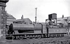 """Aspinall class 30 seen as LMS 12782 later BR Built Horwich 1903 and withdrawn Holland, Train Info, Railroad Pictures, Steam Railway, Standard Gauge, London History, British Rail, Old Trains, Model Train Layouts"